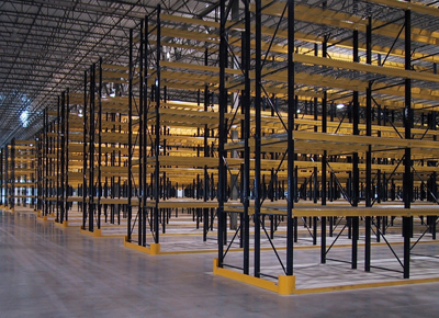 Greeley, CO Warehouse Rack